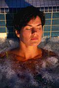 Hot tub woman